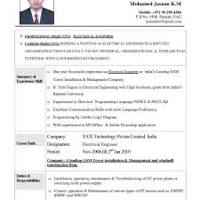 resume templates free download documents converter resume format for experienced electrical engineers download sle