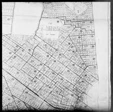 New Orleans Fairgrounds Map by 1940 Census New Orleans Eds