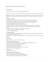 Operations Assistant Resume 10 Administrative Assistant Resumes Free Sample Example