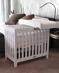 Mini Crib White The Mini Crib Is In Bloom Juvenile Design