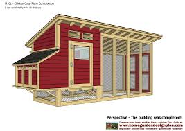 basic poultry house plan with chicken coop inside barn 12927 basic poultry house plan with chicken coop inside barn 12927