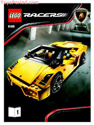 lego lamborghini aventador lego 8169 lamborghini gallardo lp 560 4 set parts inventory and