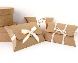 unique box pillow boxes small 12 unique wedding favor boxes diy
