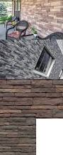 exterior stone tiles lowes fake stone fireplace exteria