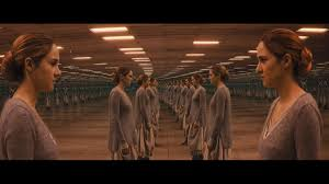 divergent making the mirror room fxguide