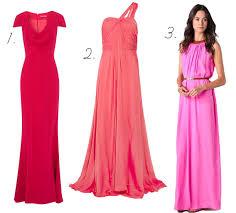 coloured dress bright spark coloured wedding dresses onefabday