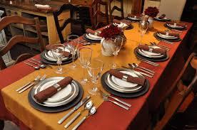 Table Settings For Dinner Formal Lunch Table Setting Rustic Table Setting Outdoor Table
