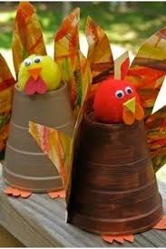 Easy Turkey Crafts For Kids - fall crafts for kids easy fall kid crafts for preschoolers