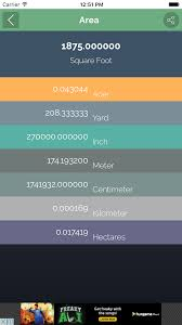 Area Calculater by Area Calculator For Ios Full Application With Psd By Expresstemplate