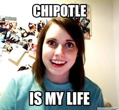 I Don T Always Meme Generator - we asked fsu students if they re pro moe s or chipotle here s what