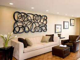 Cozy Design Large Wall Decor For Living Room Exquisite Decoration - Living room wall decor ideas