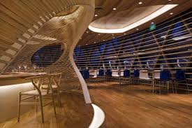 Home Interiors By Design The Nautilus Project Restaurant With Awesome Interior Design By