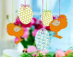 easter decoration ideas easter decoration crafts with bunnies and eggs ideas paper