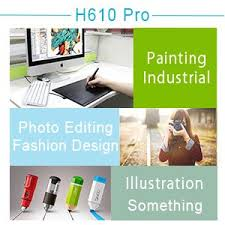 black friday professional color penciles amazon amazon com huion h610pro painting drawing pen graphics tablet