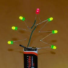 led christmas tree christmas led tree 5 steps
