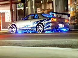 Nissan Skyline Gtr R34 Fast And Furious 79 U2013 Mobmasker