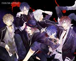 subaru anime character diabolik lovers haunted dark bridal image 1323255 zerochan
