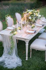 Pinterest Garden Wedding Ideas Soft Garden Wedding Ideas Outdoor Wedding Table