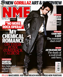 My Chemical Romance The Light Behind Your Eyes The Return Of My Chemical Romance Nme