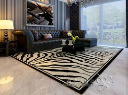 Black And White Zebra Area Rug 56 Best Black And White Area Rugs Images On Pinterest White Area