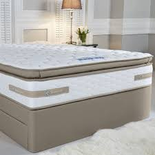 Pillow Topper Sealy Posturepedic 660 Spring Geltex Pillow Top Mattress Page 1