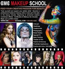 best makeup schools best of dallas