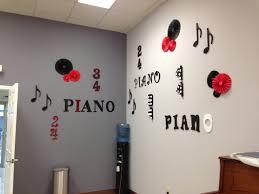 interior design creative music themed room decorating ideas