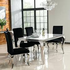 Dining Room Chair And Table Sets Dining Room Chairs Perth Wa White Dining Table Set With 4 Black