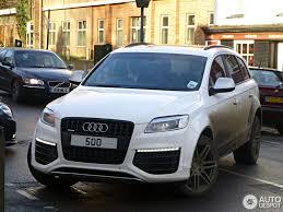 Audi Q7 Gold - audi q7 v12 tdi 15 december 2012 autogespot