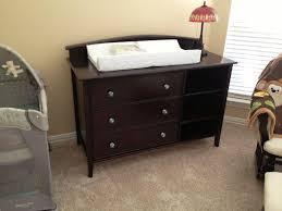 Espresso Changing Table Dresser Dresser With Changing Table Top Jmlfoundation S Home Changing