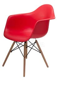 replica charles eames dining arm chair wood legs for 65 00 5
