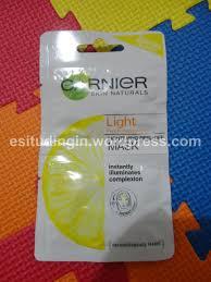 Masker Garnier Lemon impression review garnier lightening peel mask and