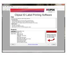 Patch Panel Label Template Excel Label Printing Software Clipsal By Schneider Electric