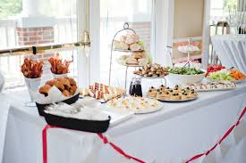 brunch bridal shower this pretty bridal shower brunch has tons of great food ideas
