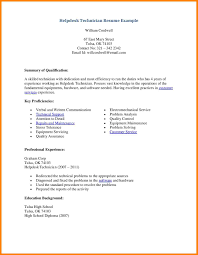 7 pharmacy technician sample resume address example