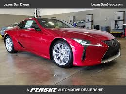 lexus cars red new 2017 2018 lexus for sale in san diego ca motorcar com