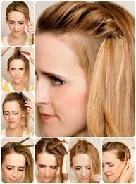 Frisuren Mittellange Haare Selber Machen by Leichte Frisuren Zum Selber Machen Mittellange Haare Dünnes Haar