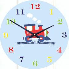 innovative decoration nursery wall clock amazon com air