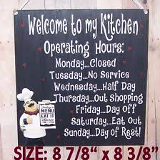 kitchen collectables store chef kitchen decor ebay