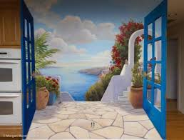 painted custom wall murals mural studios