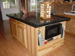 hickory kitchen island cabinets by andy hickory kitchen island