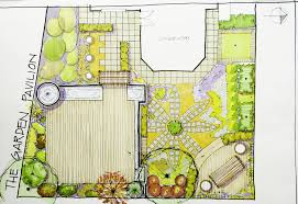 Landscape Floor Plan by Nice 3d Home Plans Floor Plan Design Smalltowndjs Com Small Garden