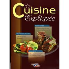 livres de cuisine professionnelle cap cuisine et bts cookée