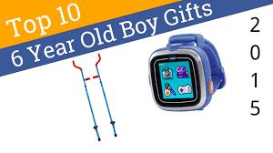10 best 6 year boy gifts 2015