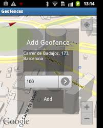 android geofence android geofencing with maps