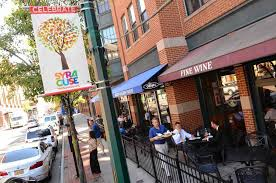The Armories Winter Garden - armory square in syracuse where to dine drink and shop