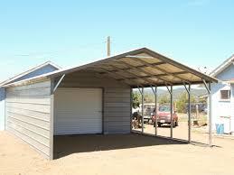 carports metal shed kits steel garage portable carport metal