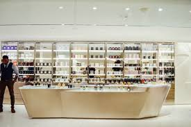 inside the brand new beautiful barneys new york downtown flagship