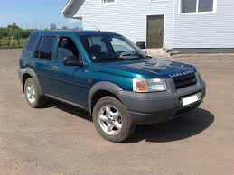 land rover 1998 used 1998 land rover freelander photos 2000cc diesel manual