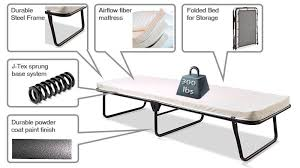 Jaybe Folding Bed Best Folding Bed For Guests Reviews On Bestadvisor